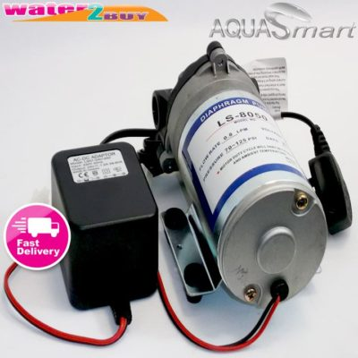 125 PSI RO Booster Pump For Reverse Osmosis Unit